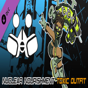 Lethal League Blaze Nuclear Nourishment outfit for Toxic