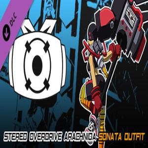 Lethal League Blaze Stereo Overdrive Arachnida Outfit for Sonata