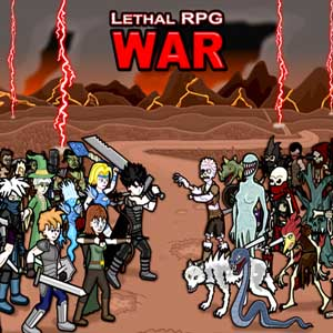 Buy Lethal RPG War CD Key Compare Prices