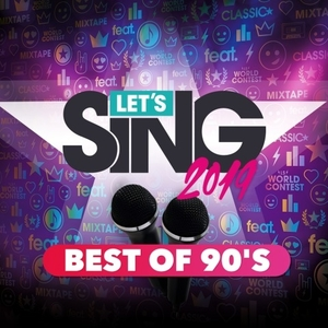 Lets Sing 2019 Best of 90s Song Pack