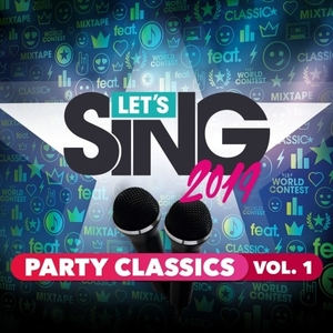 Lets Sing 2019 Party Classics Vol. 1 Song Pack