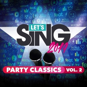 Lets Sing 2019 Party Classics Vol. 2 Song Pack