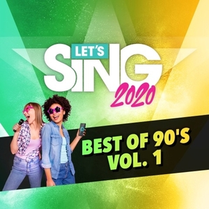 Let's Sing 2020 Best of 90's Vol. 1 Song Pack