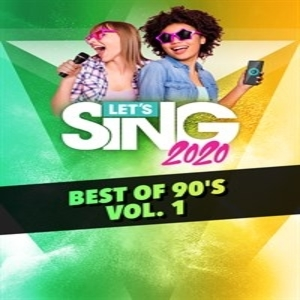 Lets Sing 2020 Best of 90s Vol. 1 Song Pack
