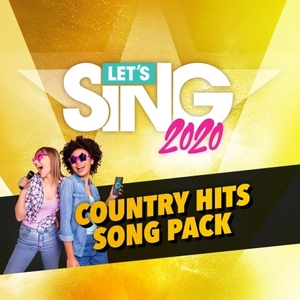 Lets Sing 2020 Country Hits Song Pack