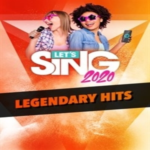 Lets Sing 2020 Legendary Hits Song Pack