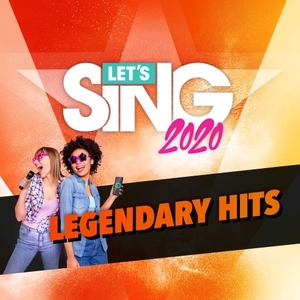 Buy Lets Sing 2020 Legendary Hits Song Pack PS4 Compare Prices