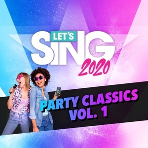 Lets Sing 2020 Party Classics Vol. 1 Song Pack