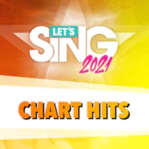 Let's Sing 2021 Chart Hits Song Pack