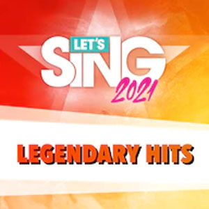 Let's Sing 2021 Legendary Hits Song Pack
