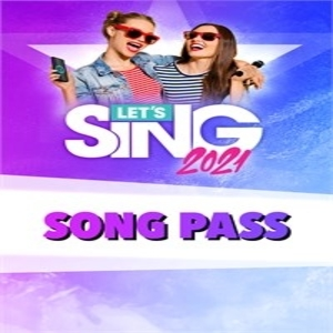 Let's Sing 2021 Song Pass