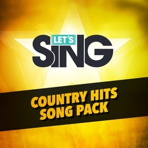 Let's Sing Country Hits Song Pack