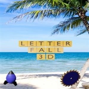 LetterFall 3d