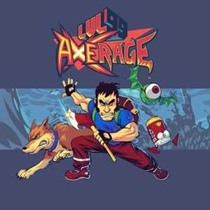 Level 99 Axe Rage