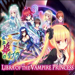 Buy Libra of the Vampire Princess CD Key Compare Prices