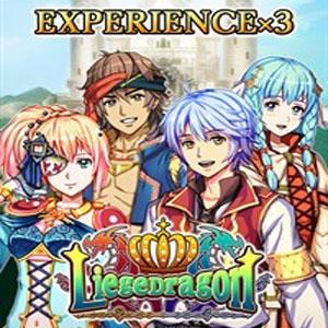 Liege Dragon Experience x3