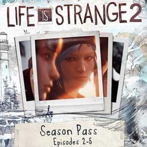 Life is Strange 2 Episodes 2-5 bundle