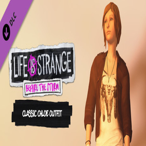 Life is Strange Before the Storm Classic Chloe Outfit Pack
