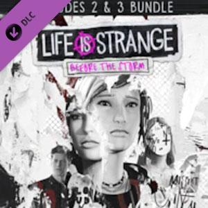 Life is Strange Before the Storm Episodes 2 & 3 Bundle
