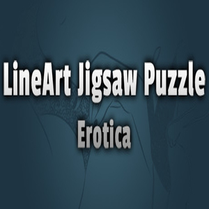 LineArt Jigsaw Puzzle Erotica