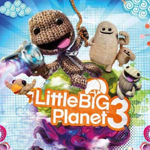 Buy Little Big Planet 3 PS4 Game Code Compare Prices