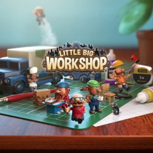 Buy Little Big Workshop Xbox Series X Compare Prices