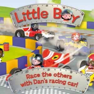 Buy Little Boy Dans Racing Car CD Key Compare Prices