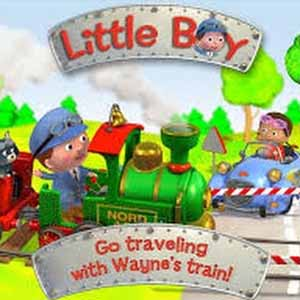 Buy Little Boy Waynes Train CD Key Compare Prices