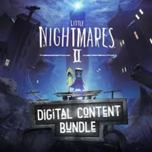 Little Nightmares 2 Deluxe Content Bundle