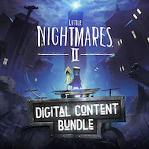 Little Nightmares 2 Digital Content Bundle