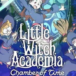 Buy Little Witch Academia Chamber of Time CD Key Compare Prices