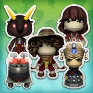 LittleBigPlanet 3 Fourth Doctor Costume Pack
