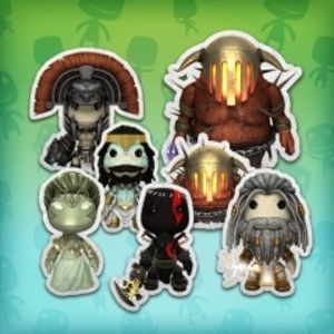 Buy LittleBigPlanet 3 God of War 3 Costume Pack PS4 Compare Prices