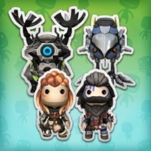 LittleBigPlanet 3 Horizon Zero Dawn Costume Pack