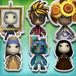 LittleBigPlanet 3 Move Pack Rise of the Cakeling