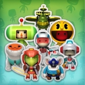 LittleBigPlanet 3 Namco Classics Costume Pack