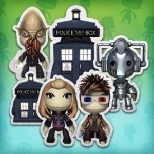LittleBigPlanet 3 Tenth Doctor Costume Pack