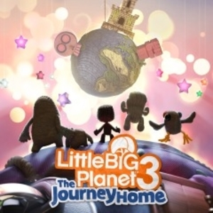 LittleBigPlanet 3 The Journey Home