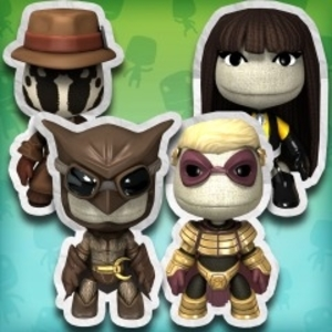 LittleBigPlanet Watchmen Costume Kit