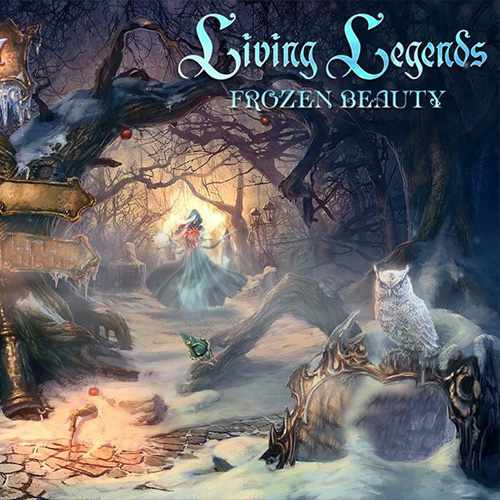 Living Legends Frozen Beauty