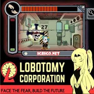 Lobotomy Corporation Monster Management Simulator