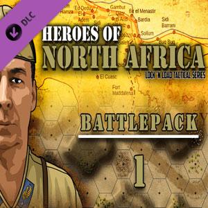 Lock 'n Load Tactical Digital Heroes of North Africa Battlepack 1