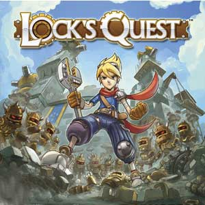 Buy Locks Quest PS4 Game Code Compare Prices