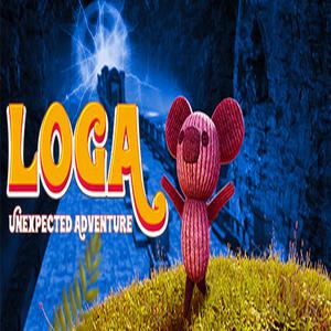 Loga Unexpected Adventure