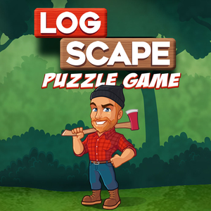 LogScape Puzzle Game