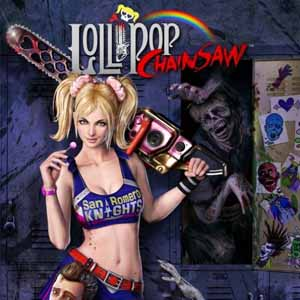 Buy Lollipop Chainsaw PS3 Game Code Compare Prices