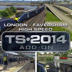London Faversham High Speed