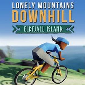 Lonely Mountains Downhill Eldfjall Island