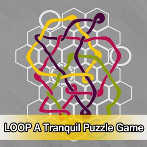 LOOP A Tranquil Puzzle Game