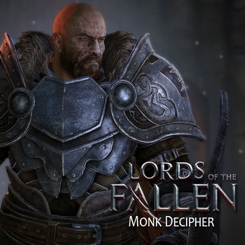 Buy Lords of the Fallen Monk Decipher CD Key Compare Prices
